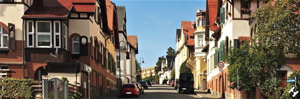 Historische Gebäude Crimmitschau