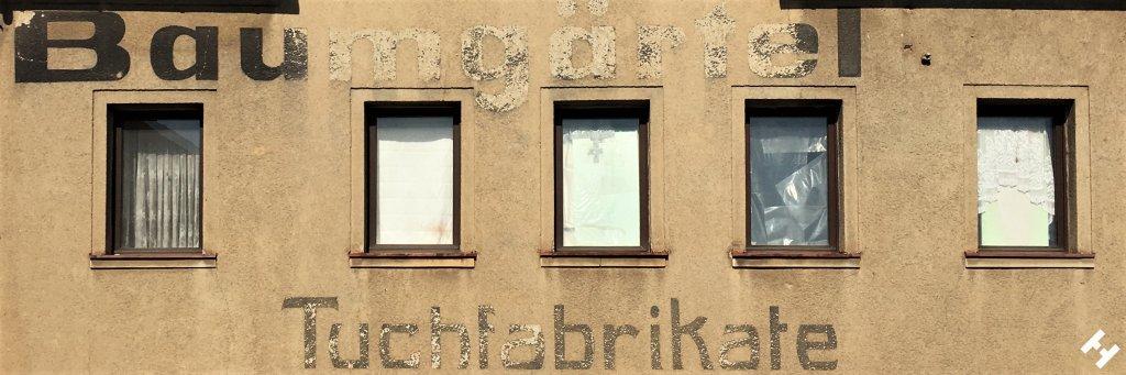 Baumgärtel Tuchfabrikate Crimmitschau