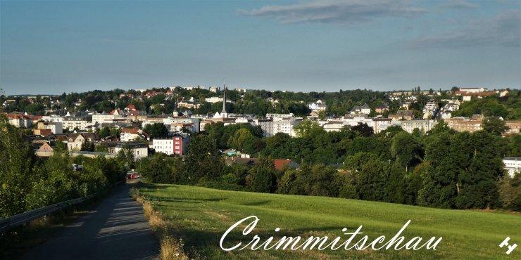 Blick Richtung Thüringen und Westberg oberhalb des Schlachthofes