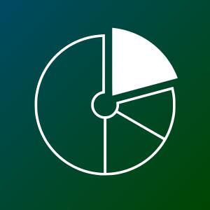 Darstellung eines Diagramms welches die Verteilung von Trail Eigenschaften zeigt
